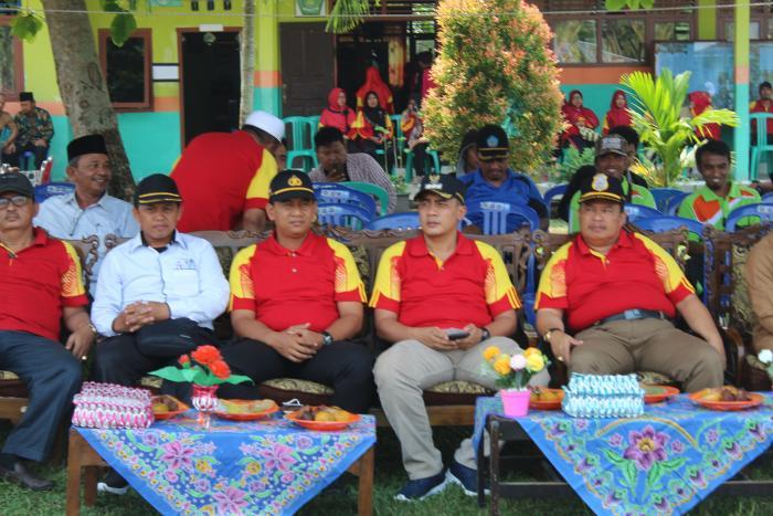 Kepala Kan. Kemenag Tanjabtim Buka Ekspo IV MAN 1 Tanjung Jabung Timur